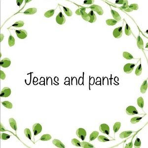 Other - Jeans and pants sizes 0-12